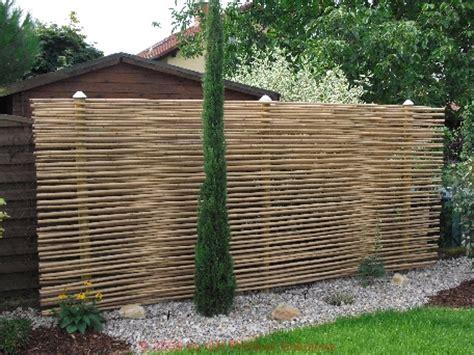 Sichtschutz Balkon Holz 305 by Sichschutz Aus Bambus Gh Product Solutions