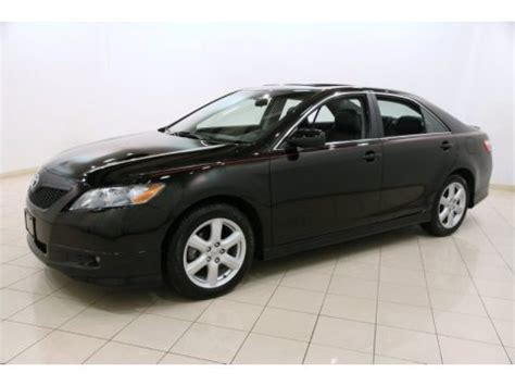2007 Toyota Camry Specs 2007 Toyota Camry Se V6 Data Info And Specs Gtcarlot
