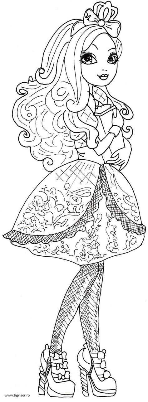 Plansa De Colorat Cu Apple White Cu Carte In Mana Mama High Color Page 2