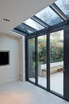 Rv Garage With Living Space Best 25 Glass Roof Extension Ideas On Pinterest Kitchen