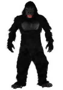bigfoot halloween costumes for adults two bit roar gorilla costume