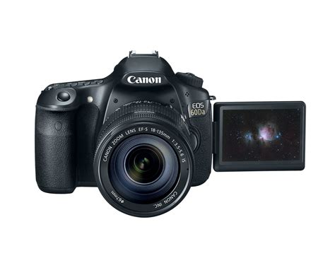 Filter Kamera Canon 60d canon launches eos 60da dslr for astrophotography digital