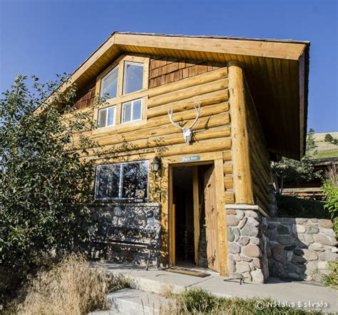 Eagles Nest Log Cabin by Eagle S Nest Cabin Hell S A Roarin Outfitters Gardiner Mt