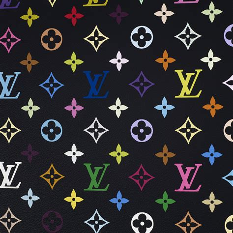 lv pattern history 177 takashi murakami and louis vuitton monogram