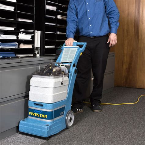 commercial rug cleaning machines fivestar self contained carpet extractor