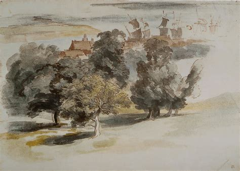 Modern Landscape file anthony van dyck an english landscape jpg