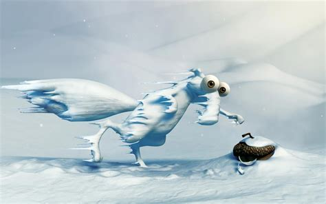 wallpaper cartoon ice age cartoon frozen scrat ice age wallpaper hd http