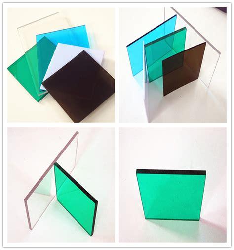 Pvc Sheet Transparan polycarbonate glazing panels polycarbonate sheet buy