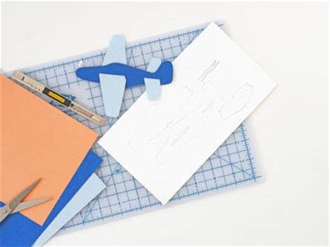 How To Make A Normal Paper Airplane - diy paper plane free template 183 how to make a paper