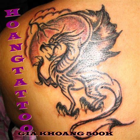 tattoo hinh xam 3d 01664313979 gap mr hoang hinh xam khung long