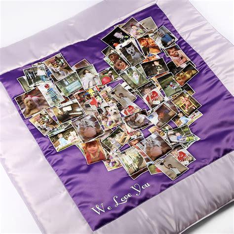 copriletto personalizzato copriletto personalizzato con foto sette formati da culla