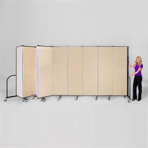 freestanding room dividers 9 panel freestanding room divider