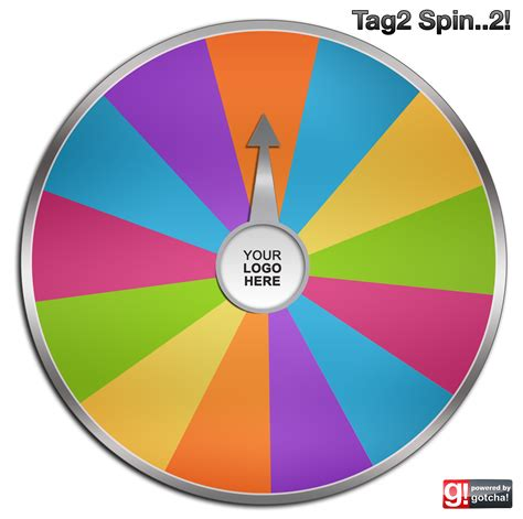 Instant Win Spin The Wheel - tag2spin 2 gotcha blog