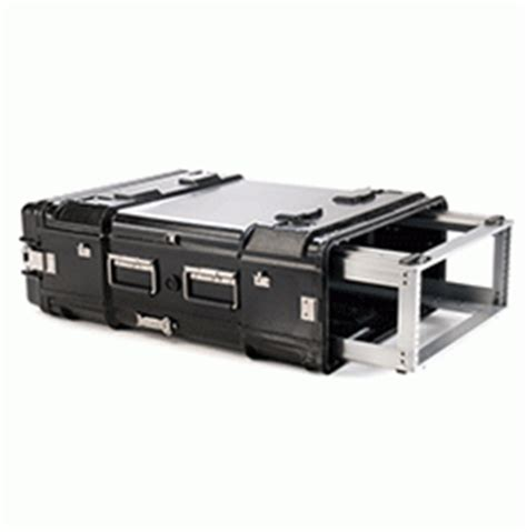 Portable Rack Mount by Portable Rack Cases Mobile Rack Mount Allcases