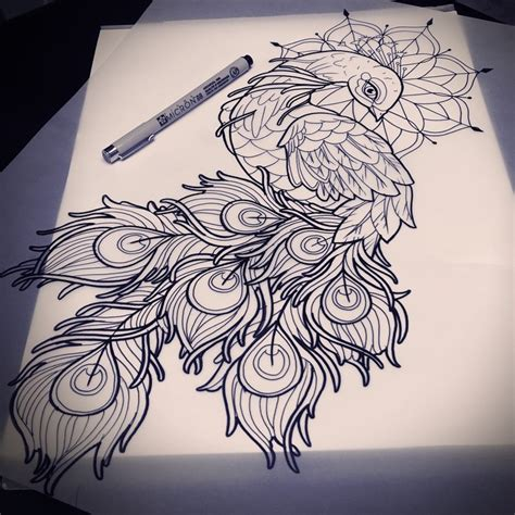 pattern way meaning 35 colorful peacock feather tattoo meaning designs check