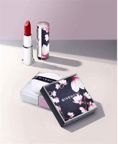 Limited Edition Givenchy Shoper givenchy magnolia collection 2016 edition trends and makeup collections chic