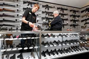 Gun Shops Barrett Nra And Gun Industry Secretly Pulling For