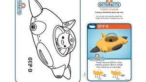 octonauts free coloring pages on art coloring pages