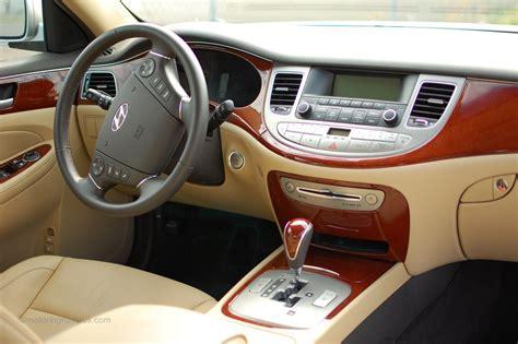 2012 Hyundai Genesis Interior 2012 Hyundai Genesis Review Motoring Rumpus
