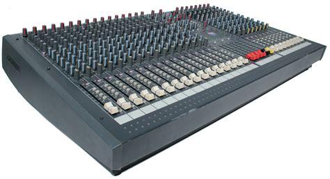 Mixer Lx7 soundcraft spirit lx7 24 image 742762 audiofanzine