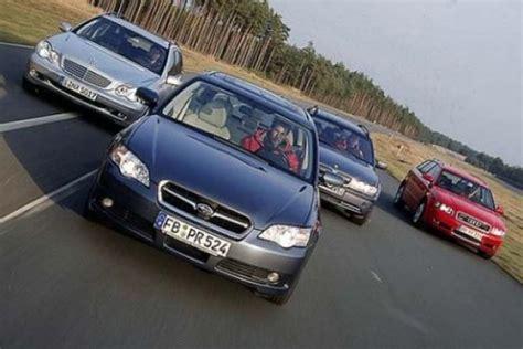 Auto Bild Allrad 4 by Vier Allrad Kombis Im Vergleich Bilder Autobild De