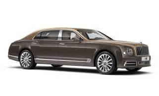 At Bentley 2017 Bentley Mulsanne Edition Debuts At 2016 Beijing
