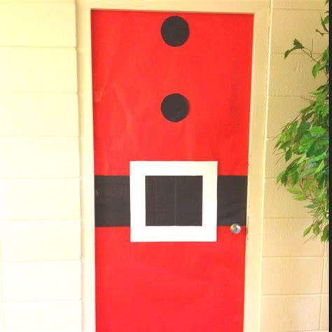 diy santa claus classroom door 1000 ideas about door decorations on door door