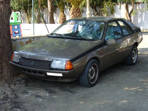 renault fuego 1980 renault fuego 2000 gtx related infomation
