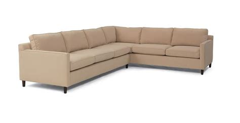 mitchell gold martin sofa martin leather sectional from mitchell gold bob williams