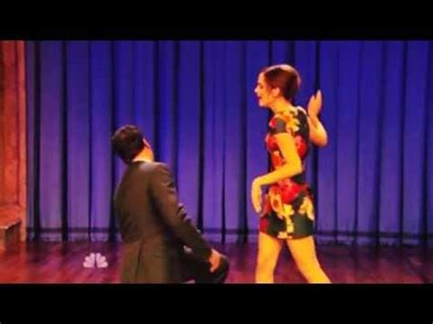 emma watson jimmy fallon dance emma watson jimmy fallon her moves