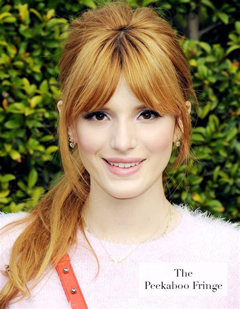 fringes with middle aparts hair styles 2014 s most wearable bangs hair extensions blog hair