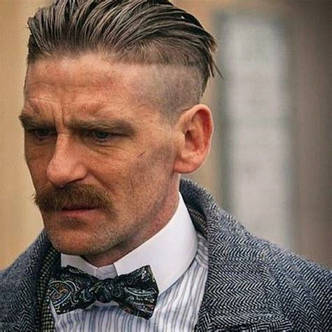 thomas shelby haircut the 25 best peaky blinders hairstyle ideas on pinterest