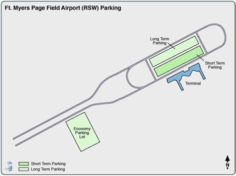 Rsw Airport Transportation Mba by Southwest Florida Airport Parking Rsw Airport Term