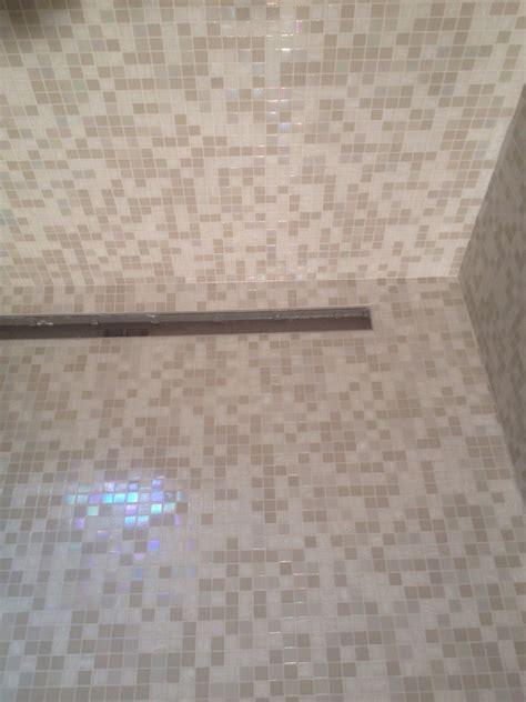 piatto doccia in mosaico doccia in mosaico idea casa