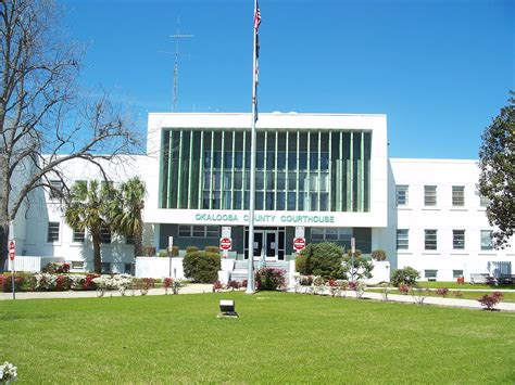 Okaloosa County Clerk Of Court Search Crestview Florida