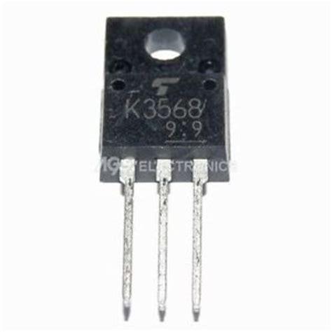 transistor mosfet p6na60fi 2sk3568 2s k3568 transistor mosfet n ch 500v 12a 3 pines ebay