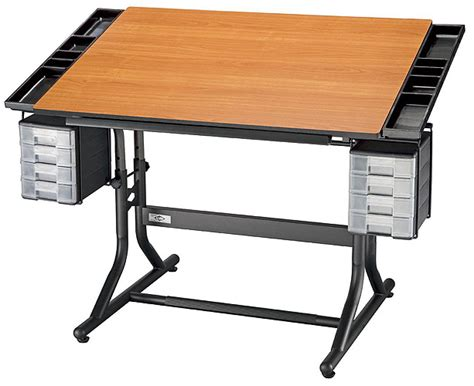 artist drafting table alvin craftmaster ii craft work table artists drawing