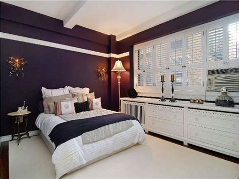 purple bedroom feature wall purple bedroom purple rooms pinterest feature walls