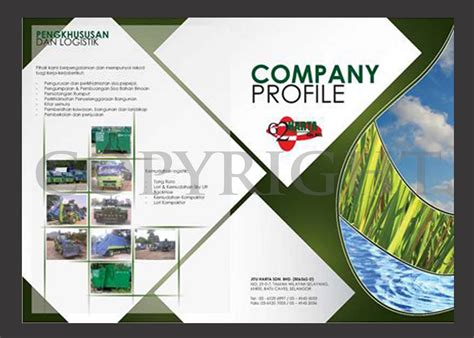 company profile layout pdf company profile design pdf