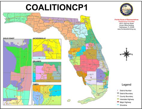congressional districts map florida supreme court finalizes congressional districts