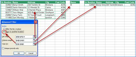 tutorial excel advanced filter excel advanced filters rev up your workbook with