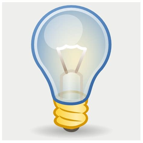 inkscape tutorial icon how to create a vector light bulb icon with inkscape