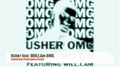usher omg mp3 usher feat will i am omg uplifting trance remix hq