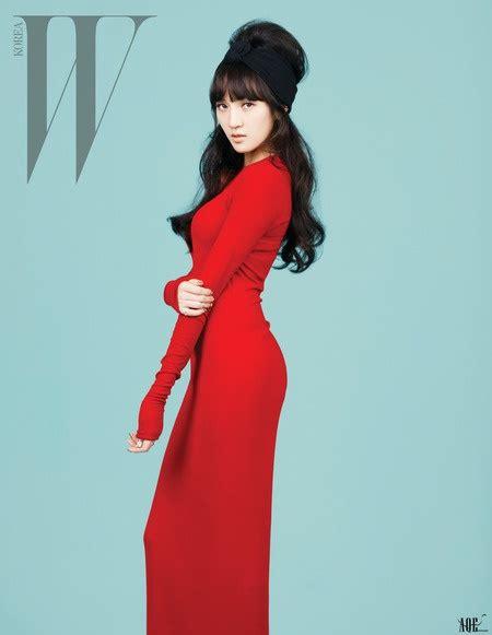 dress merah ketat ini membuat jia miss a terlihat miss a miss a