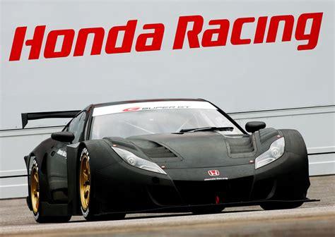 honda racing defunct acura nsx successor reborn as honda hsv 10 gt race car