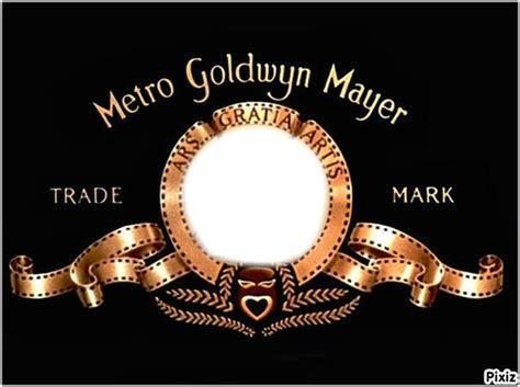 Fotomontaggio Metro Goldwyn Mayer Pixiz Mgm Intro Template