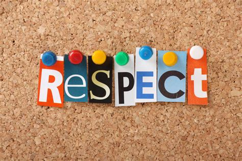 Recpect Fo Others respect mcacesblogs