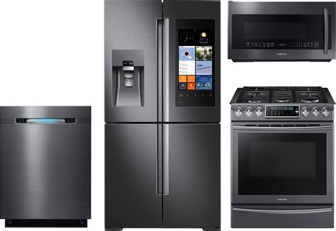 kitchen appliance set deals ne58k9850ws samsung appliances samsung 5 8 cu ft flex