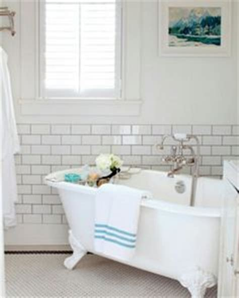 corner clawfoot bathtub white subway tile hexagon flooring corner clawfoot bathtub by riesco lapres