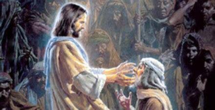 imagenes de jesus sanando un ciego im 225 genes de jes 250 s sanando enfermos